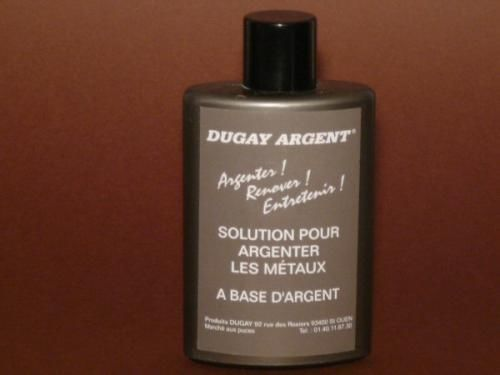 Produits Dugay - Versilberungstinktur-Produits Dugay-Dugay argent