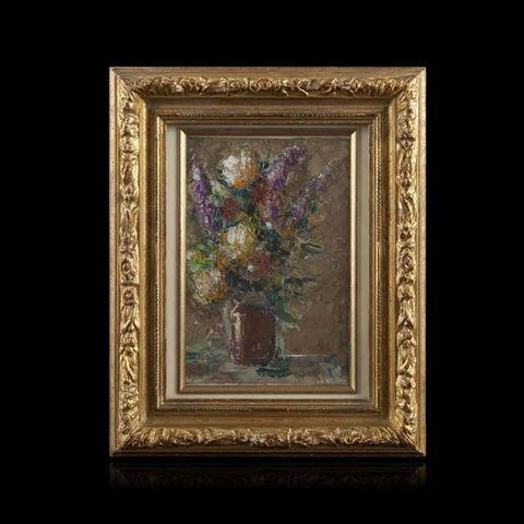 Expertissim - Dekobilder-Expertissim-Mimi Verry, nature morte au bouquet de fleurs