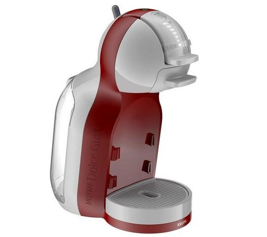 Krups - Kaffeemaschine-Krups-Nescaf Dolce Gusto Mini Me YY1500FD - rouge/gris -