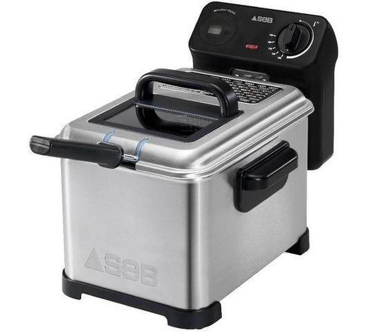 SEB - Friteuse-SEB-Family Pro FR405500 - Friteuse
