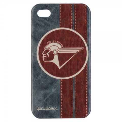 La Chaise Longue - Mobiltelefonhülle-La Chaise Longue-Coque Iphone 4S Red Hawk