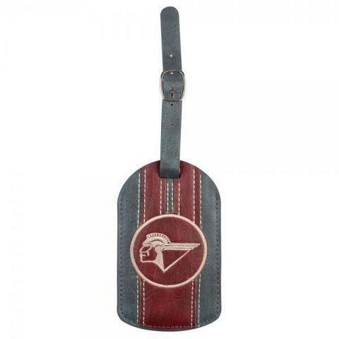 La Chaise Longue - Koffer Aufkleber-La Chaise Longue-Etiquette à bagages Red Hawk