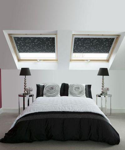 DECO SHUTTERS - Dachfensterrollo (innen)-DECO SHUTTERS