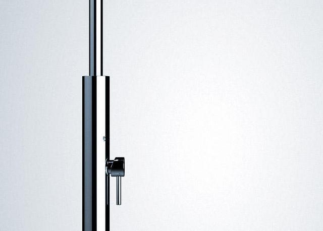INOXSTYLE - Außendusche -INOXSTYLE-Aria Cylinder ML