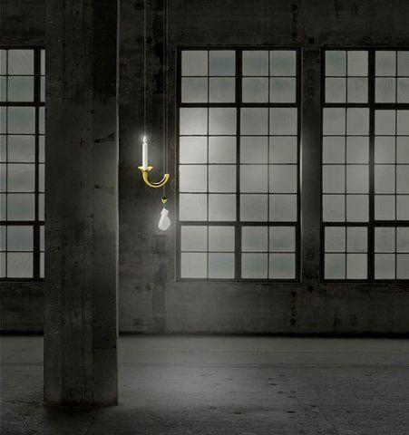 Beau & Bien - Deckenlampe Hängelampe-Beau & Bien-Wersailles Or