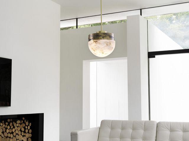 CTO Lighting - Deckenleuchte-CTO Lighting-LUCID 300 pendant