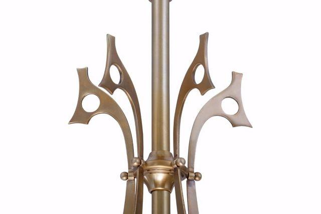 PATINAS - Kronleuchter-PATINAS-Genoa 5 armed chandelier I.