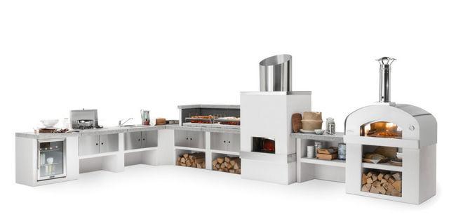 Palazzetti - Sommerküche-Palazzetti-modulaire--