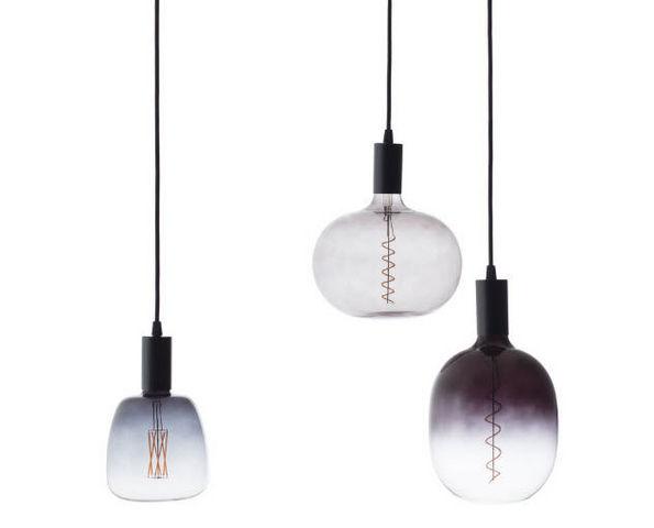 NEXEL EDITION - Deckenlampe Hängelampe-NEXEL EDITION-Rubis Globe