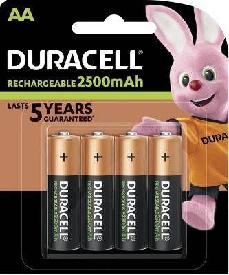 DURACELL - Einweg-Alkali-Batterie-DURACELL