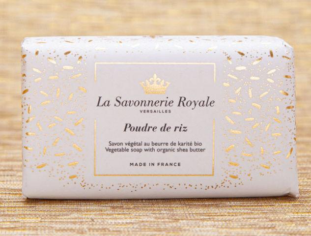 LA SAVONNERIE ROYALE - Seife-LA SAVONNERIE ROYALE-Poufre de riz