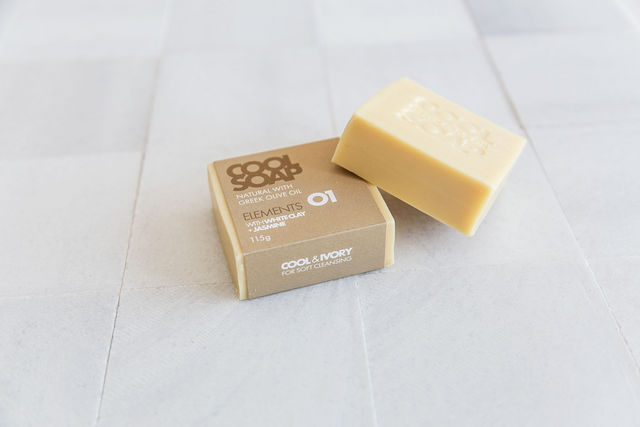 THE COOL PROJECTS - Naturseife-THE COOL PROJECTS-ELEMENTS SOAP BARS