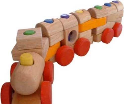 L 'atelier Mikado - Spielzeugbahn-L 'atelier Mikado