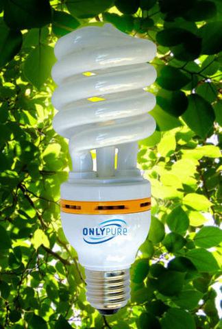 ONLYPURE - Kompaktleuchtstofflampe-ONLYPURE