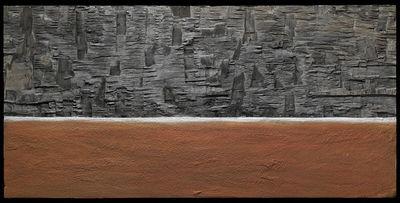 DEZIN-IN - Zeitgenössische Gemälde-DEZIN-IN-ARANCIO CALDO
