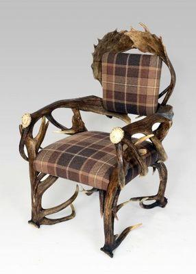 Clock House Furniture - Sessel-Clock House Furniture-Fraser