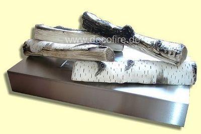 Decofire - Kamin ohne Rauchabzug-Decofire