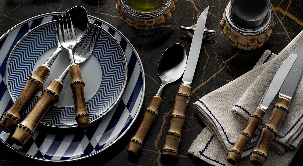 Lorenzi Milano Cubiertos de mesa Cubiertos Cubertería  |