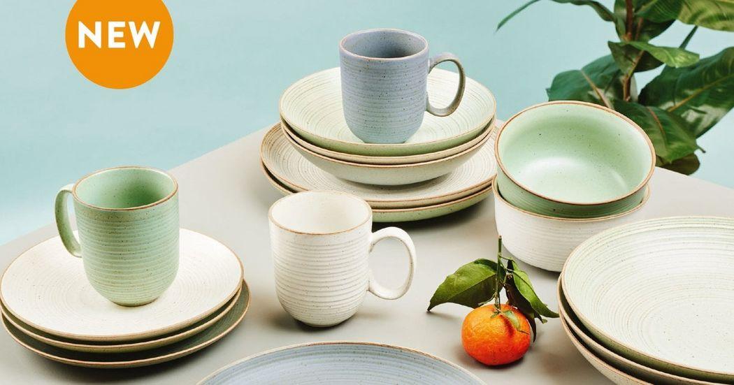 Thomas E. Porcelaine De Limoges Servicio de mesa Juegos de vajilla & loza Vajilla   