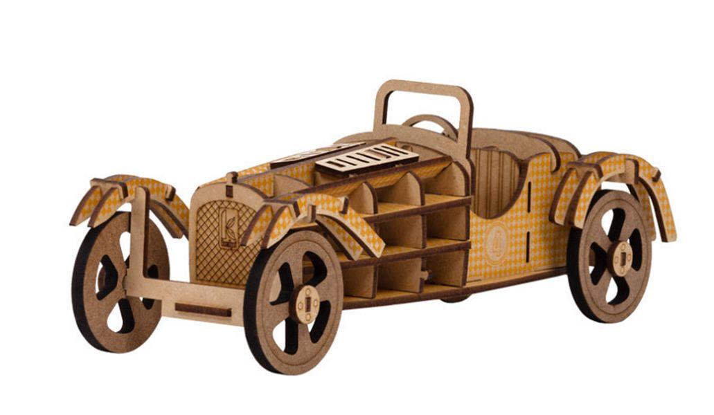 KELPI & GOMILLE Maqueta de coche Maquetas Objetos decorativos  |