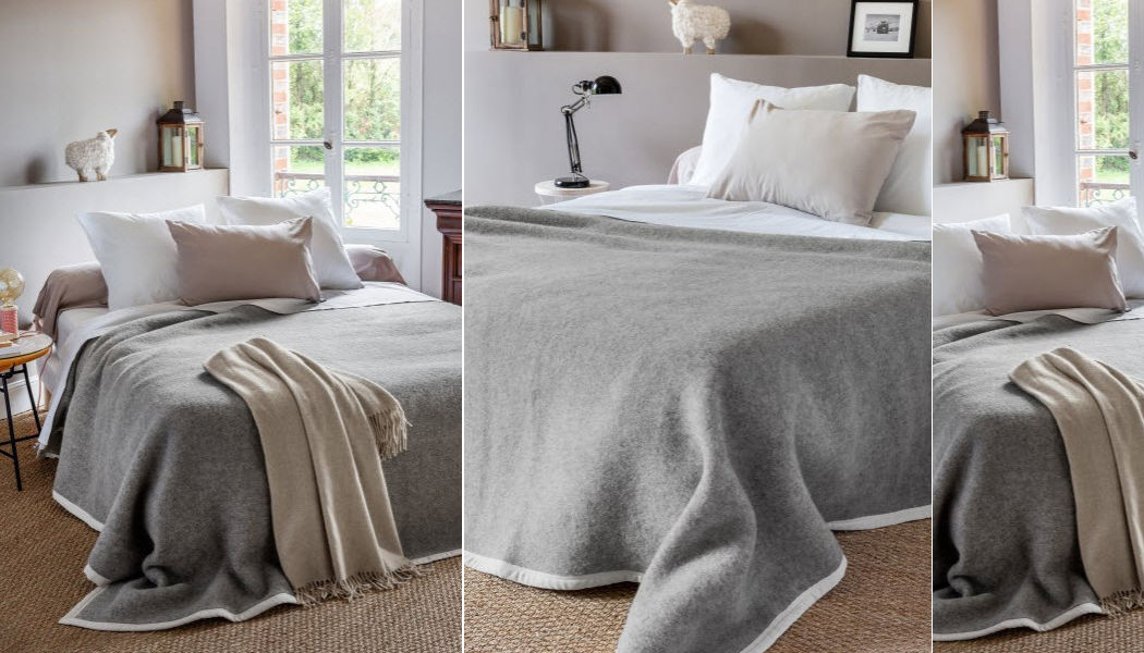 TOISON D'OR Manta Coberturas de cama Ropa de Casa  |