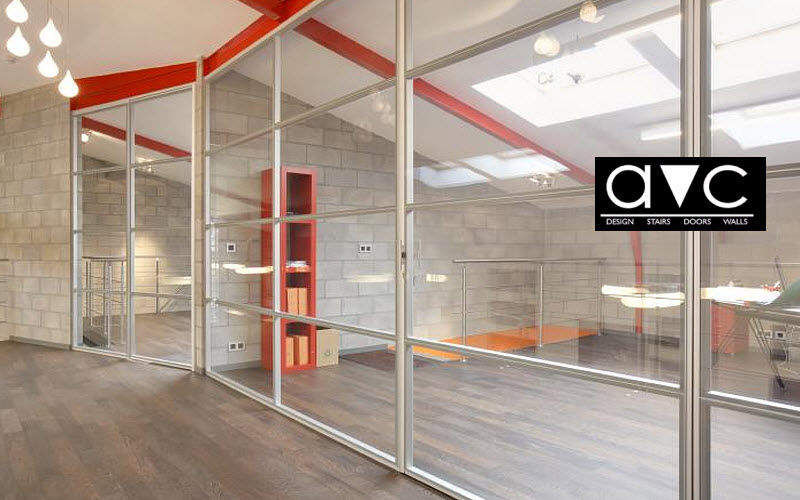 Avc Tabique Tabiques y paneles acústicos Paredes & Techos Lugar de trabajo |