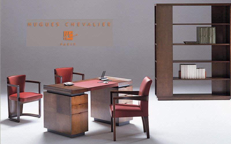 Hugues Chevalier Escritorio de dirección Mesas y escritorios Despacho Lugar de trabajo   Design Contemporáneo