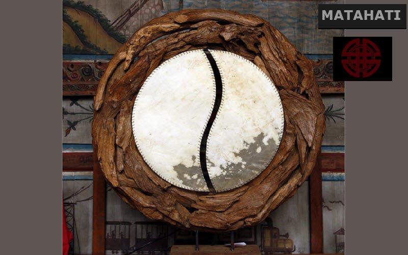 Matahati Espejo Espejos Objetos decorativos    Lugares exóticos