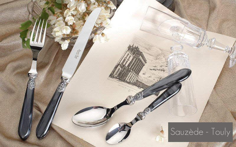 Sauzede- Touly Cubiertos de mesa Cubiertos Cubertería Comedor | Clásico