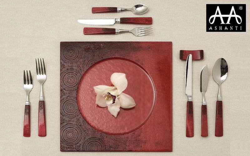 Ashanti® Cubiertos de mesa Cubiertos Cubertería Comedor | Design Contemporáneo