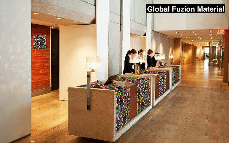 Global Fuzion Material Decoración del punto de venta Decoraciones del punto de venta Casas isoladas   