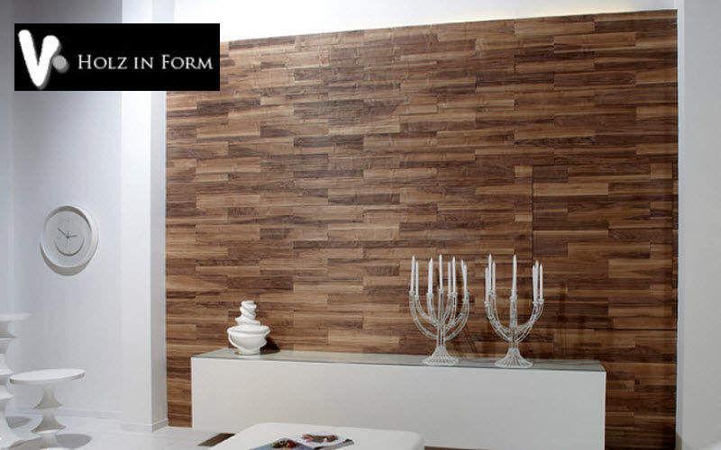 HOLZ IN FORM Panel decorativo Paneles decorativos Paredes & Techos   