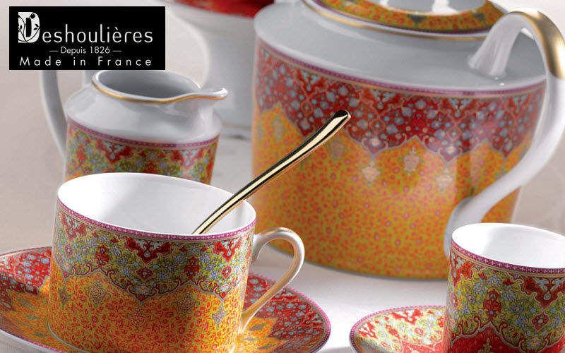 Deshoulieres Servicio de café Juegos de vajilla & loza Vajilla  |