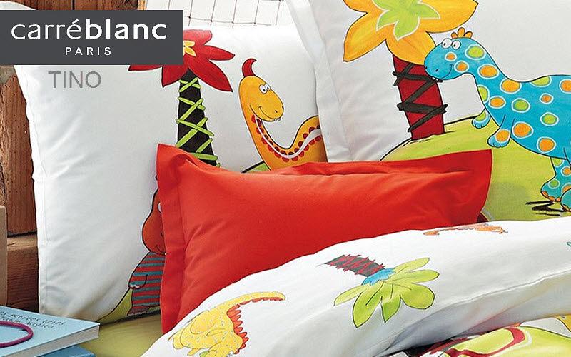 Carré Blanc Juego de cama niño Ropa de cama para niño El mundo del niño  |