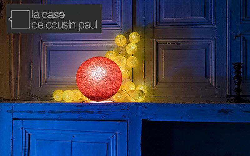 LA CASE DE COUSIN PAUL Guirnalda luminosa Guirnaldas Iluminación Interior  |