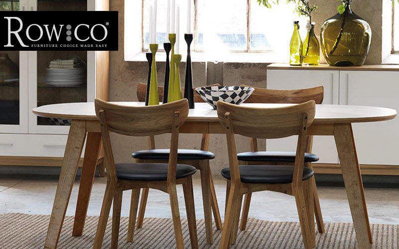 Rowico Mesa de comedor ovalada Mesas de comedor & cocina Mesas & diverso  |