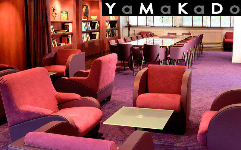 Yamakado Hiroyuki Sala de espera Sillas de oficina Despacho Salón-Bar  