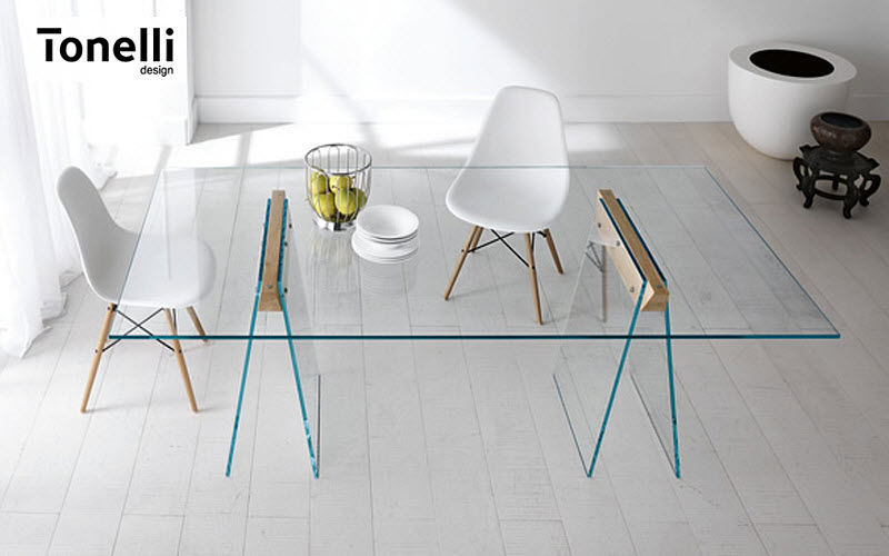 Tonelli Mesa de comedor rectangular Mesas de comedor & cocina Mesas & diverso  |