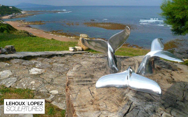 Baleak Escultura de animal Esculturas estatuarias Arte Espacios urbanos |