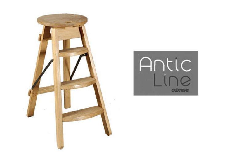 Antic Line Creations Escalera baja Escaleras Mesas & diverso  |