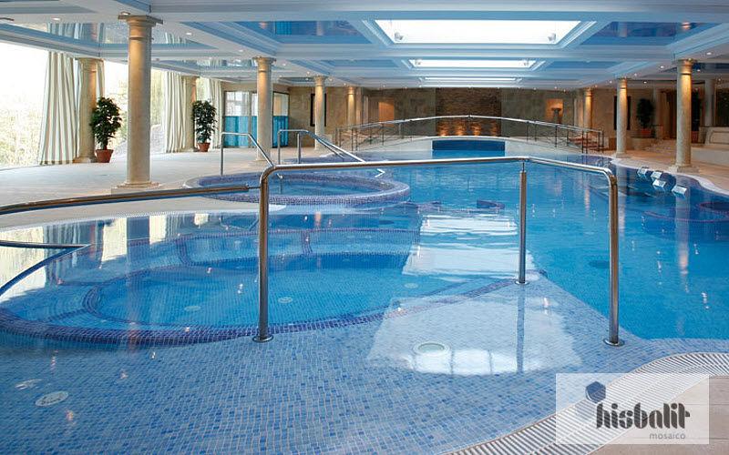 HISBALIT Mosaico Alicatado de piscina Revestimientos Piscina y Spa  |