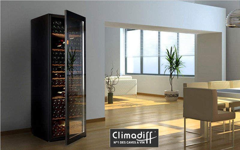Climadiff Armario de vino Bodega Equipo para la casa  |