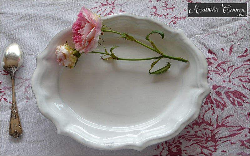 CARRON PARIS Plato hondo Presenta-platos Vajilla  |