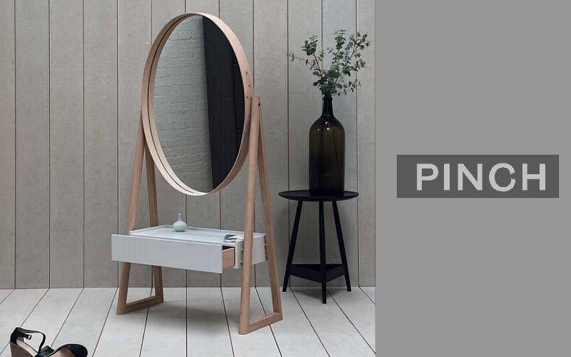 PINCH Espejo con pie Espejos Objetos decorativos  |