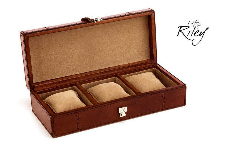LIFE OF RILEY Caja de relojes Cajitas & joyeros Objetos decorativos  |