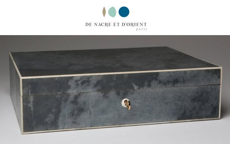De Nacre Et D'orient Caja decorativa Cajas decorativas Objetos decorativos   