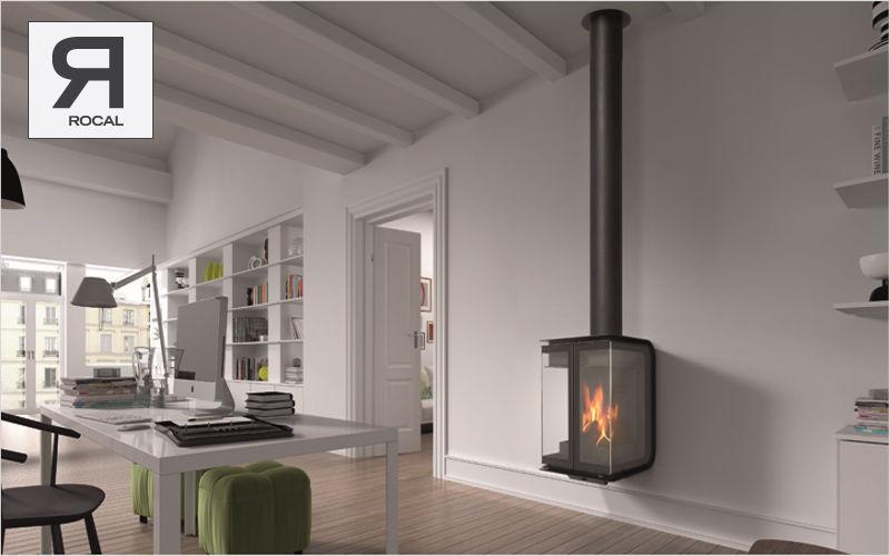 ROCAL Estufa de madera Estufas e instalaciones de calefacción Chimenea  |