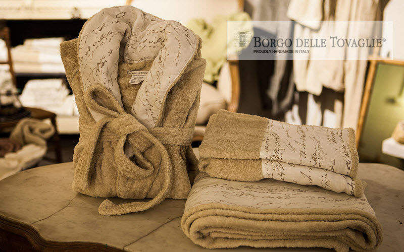 BORGO DELLE TOVAGLIE Albornoz Ropa de baño & juegos de toallas Ropa de Casa  |