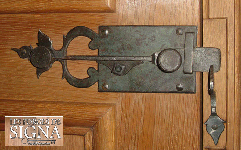 Les Forges De Signa Pestillo Ferretería, cerraduras & herrajes para puertas Puertas y Ventanas  |