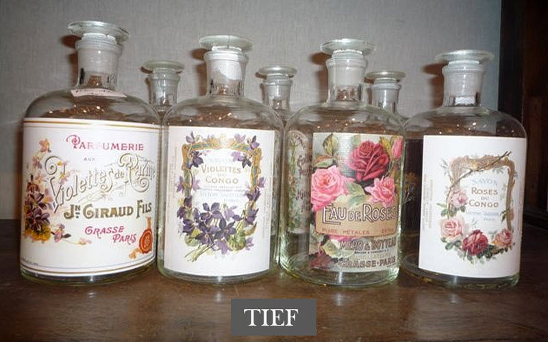 Luminaires Tief Frasco de perfume Botes & frascos Baño Sanitarios  |